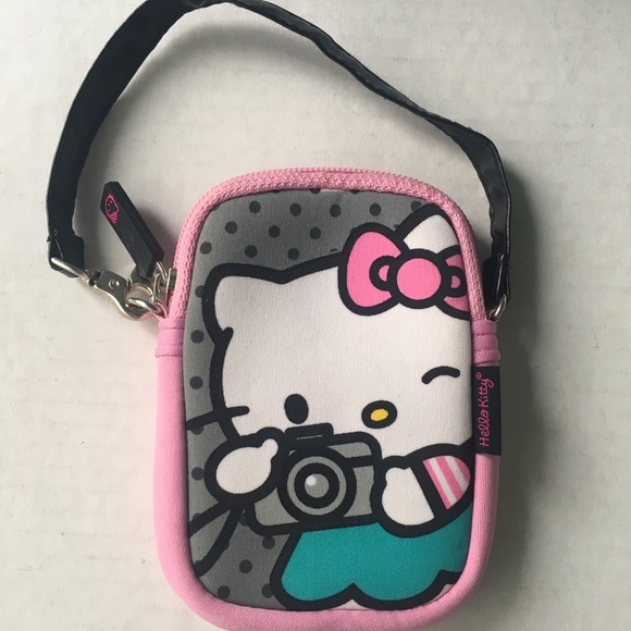 1cc53cb6b Hello Kitty Bags | Sanrio Camera Or Accessory Case | Poshmark